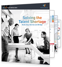 Rapport Solving the Talent Shortage